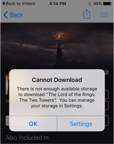 这个怪招可让你的iPhone释放几个GB的空间